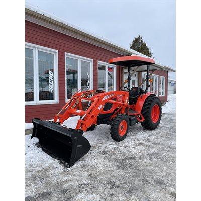 Tracteur Kioti 50HP